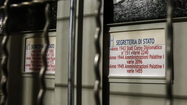 Enthüllen Akten die Wahrheit über Pius XII.?