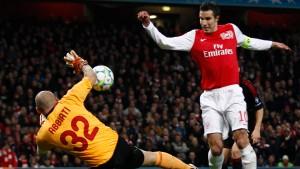 Arsenals Aufholjagd reicht nicht