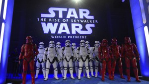 """Weltpremiere für """"Star Wars: Der Aufstieg Skywalkers"""""""