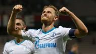 Zufrieden mit sich und Schalke: Kapitän Benedikt Höwedes