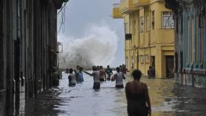 """Mindestens zehn Tote auf Kuba wegen """"Irma"""""""