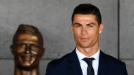 Cristiano Ronaldo droht Haftstrafe