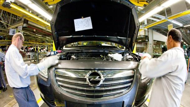 Opel schmiert seine Betriebsräte