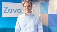 Zava-Geschäftsführer David Meinertz freut sich auf die Expansion seines Unternehmens nach Deutschland.