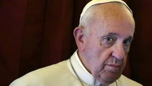 Worte und Taten des Papstes