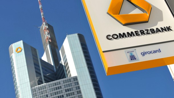 Commerzbank-Chefs streiten um Millionen