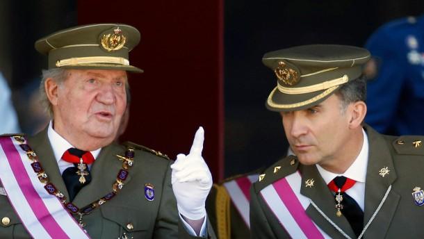 Der große spanische Monarchiepakt