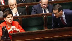 Wie eng muss Polen seinen Gürtel bald schnallen?