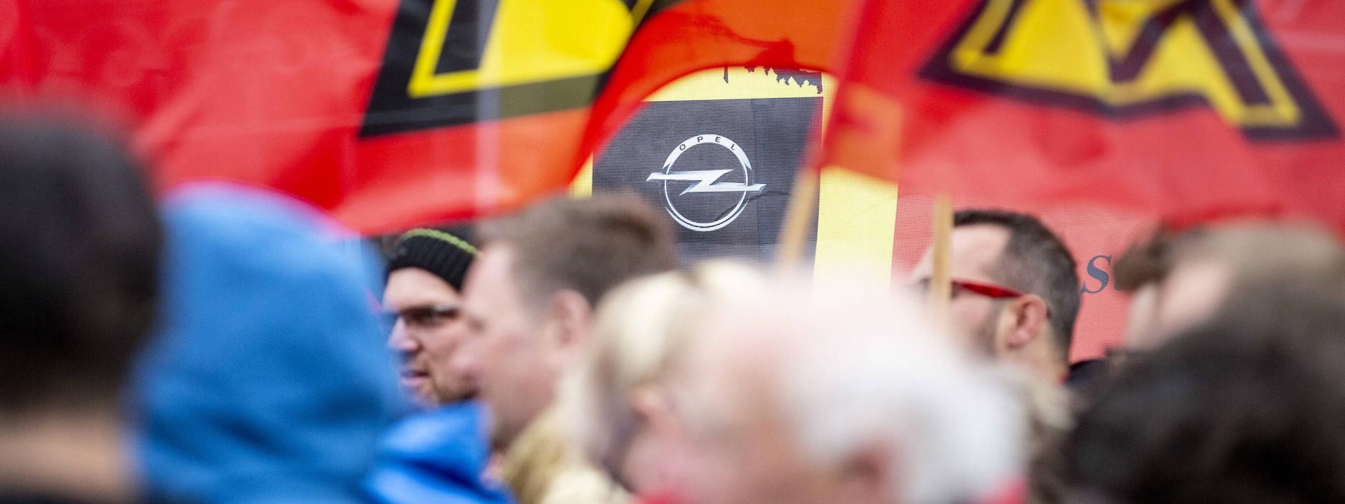 IG Metall kritisiert Opel-Mutter Stellantis