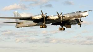 Russische Bomber dringen in Nato-Luftraum ein