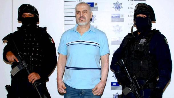 Ex-Boss des Tijuana-Kartells nach Mexiko abgeschoben