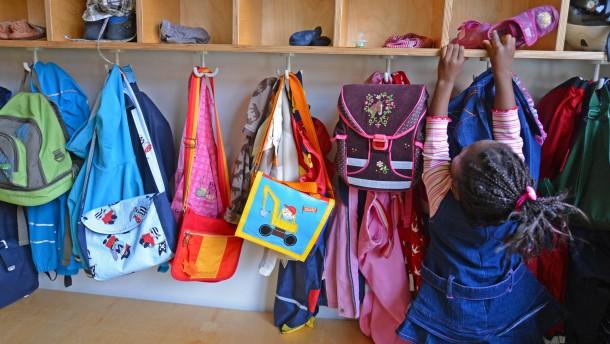 Volksinitiative zielt auf bessere Kinderbetreuung