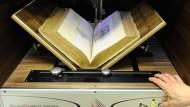 Im Schraubstock der Wissenschaftspolitik: die geisteswissenschaftliche Buchkultur