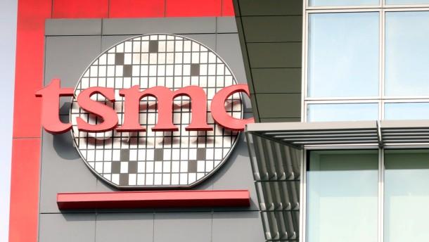 TSMC prüft Bau einer Chipfabrik in Deutschland