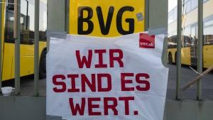 Berliner Verkehrsbetriebe wollen Weltkulturerbe werden