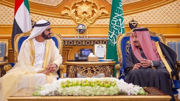 Twitter sperrt Tausende Accounts mit Verbindungen zu Saudi-Arabien