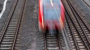 Zugstrecke nach missglückter Rangierfahrt wieder frei