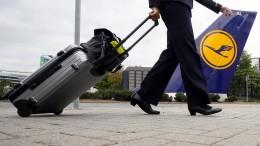 Vorerst keine weiteren Streiks bei Lufthansa