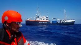 Italien schließt Häfen für Flüchtlingsschiffe