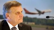 Hartmut Mehdorn will sein Amt 2015 abgeben