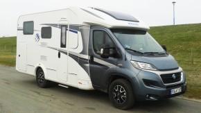 Fiat-Wohnmobil: Im Knaus knarzt und knattert rein gar nichts