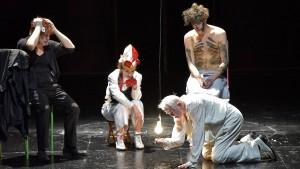 Ein tiefer Atemzug Theatergeschichte