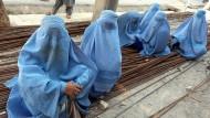 Burkas – hier allerdings in Afghanistan