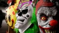 Harte Strafen für Horror-Clowns gefordert