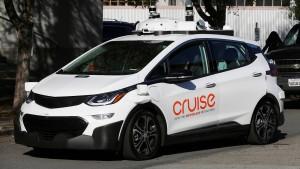 Roboterwagen-Firma von GM erhält Milliarden aus Japan