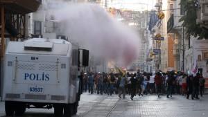 Amnesty dokumentiert Polizeigewalt in der Türkei