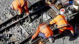 Bahn-Betriebsräte schlagen in Brandbrief an Scheuer Alarm