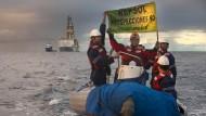 Verletzte bei Greenpeace-Aktion vor den Kanaren