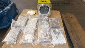 Zoll meldet größten Kokainfund Europas in Hamburger Hafen