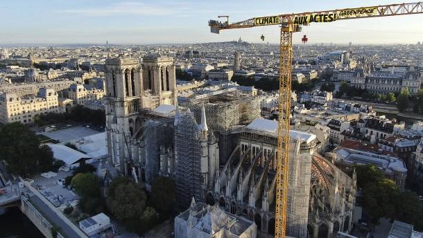 Keine Experimente an der Notre-Dame