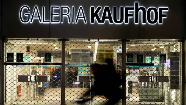 Bund stützt Galeria Karstadt Kaufhof mit 460 Millionen