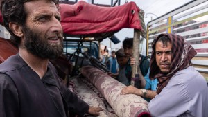 Kabuls Kampf ums Überleben