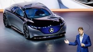 Daimlers Progrämmle