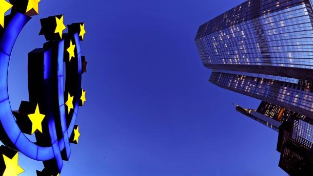 Banken rechnen mit Zinspause der EZB