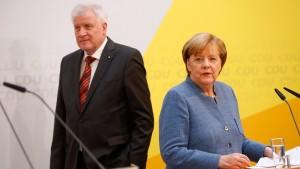 Merkel lädt zu Sondierungsgesprächen für Jamaika-Koalition