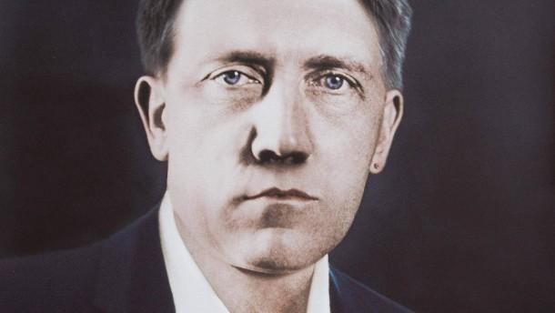 Adolf Hitler Ohne Bart