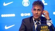 Neymar: Mein Herz hat entschieden