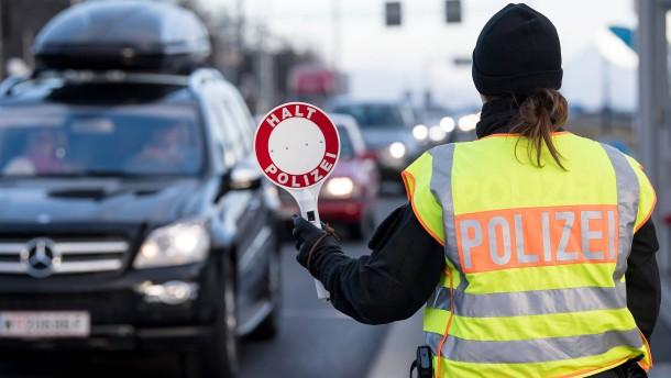 EU-Kommission erlaubt Grenzkontrollen nur noch bis November
