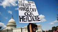 22 Millionen mehr Amerikaner wären unversichert