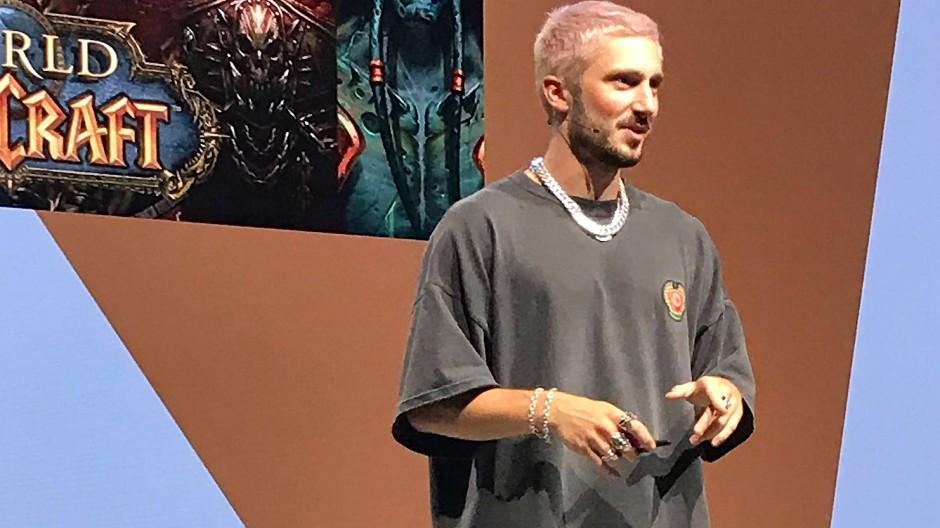 Hacken kann richtig Spaß machen: Tom London auf der Me Convention