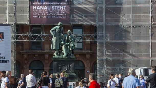 Hanau erreicht kritische Grenze