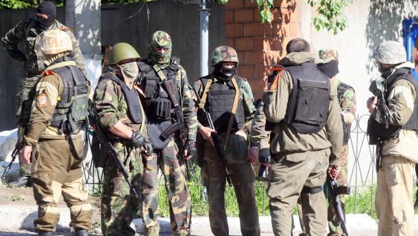 Nationalgarde liefert sich weitere Gefechte mit Separatisten
