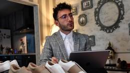 Aus Syrien geflüchtet - in Frankreich Designer