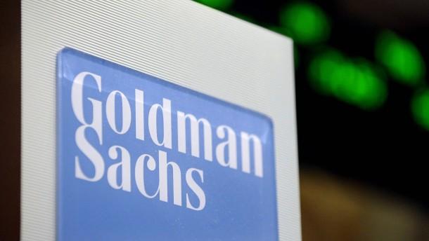 Doppelter Gewinn für Goldman Sachs