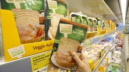 Produktion von Fleischersatzprodukten steigt 2020 um mehr als ein Drittel