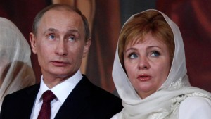 Jetzt ist er nur noch mit Russland verheiratet
